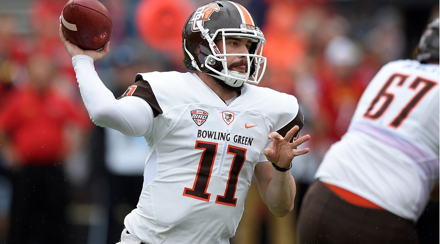 Bowling Green NCAAF Betting 2015