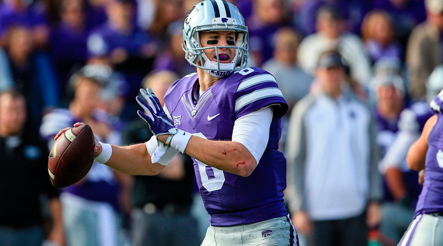 Kansas State Wildcats 2015 NCAAF Week 10