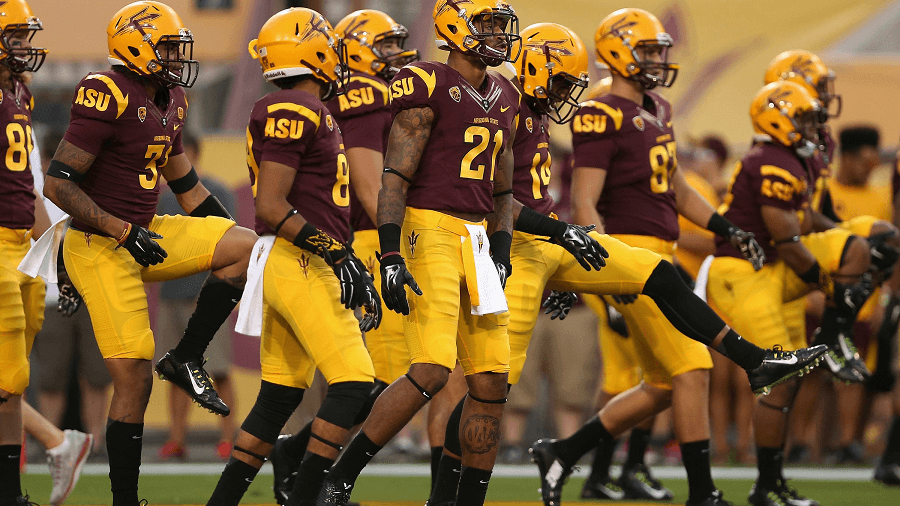 The Sun Devils want to get over their not so bright season with a bowl win.