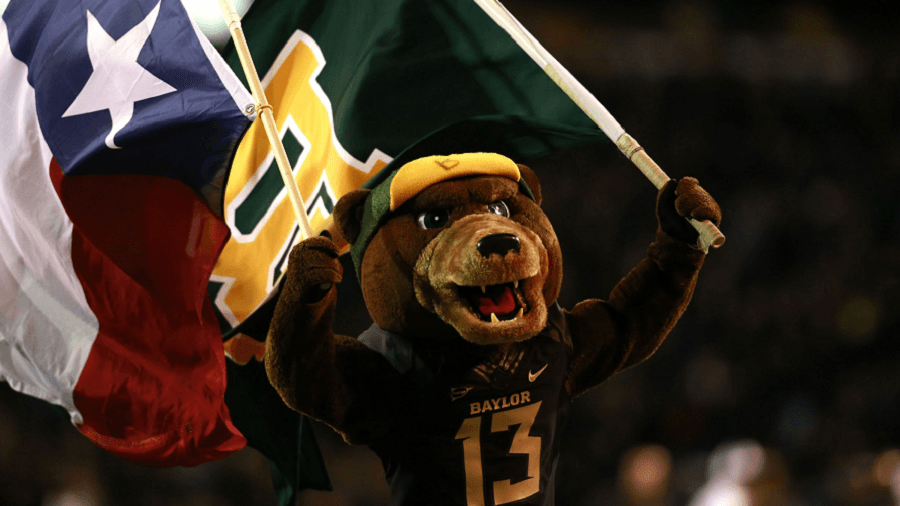 Baylor Bears Mascot Will Be Ready for the Russel Athletic Bowl
