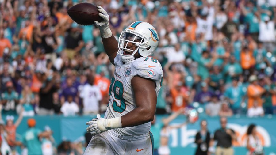 The Dolphins will face New York.