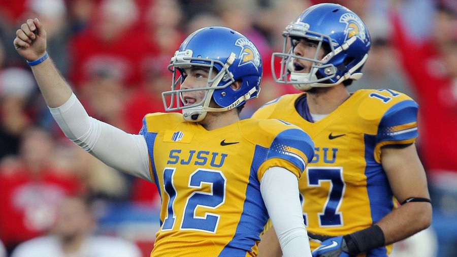San Jose State will face off against Georgia State.