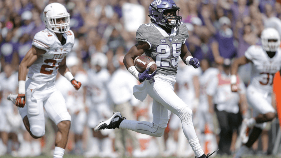 Without Doctson and Boykin, TCU will have to look for a sort of miracle vs Oregon.