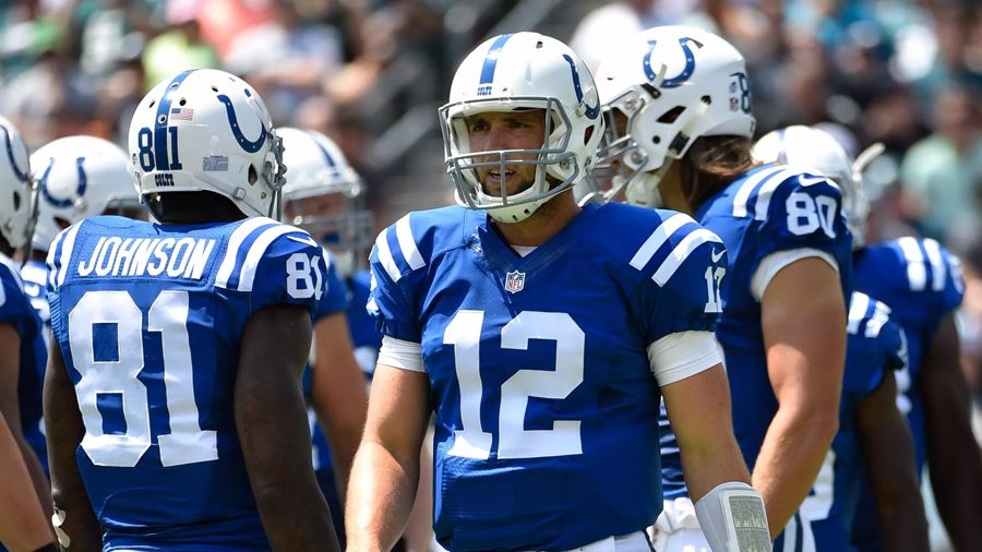 The Colts will play against the Steelers.