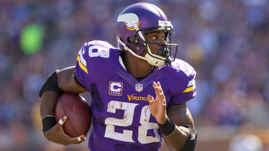Minnesota's offense will have both Teddy Bridgewater and Adrian Peterson at full strength.