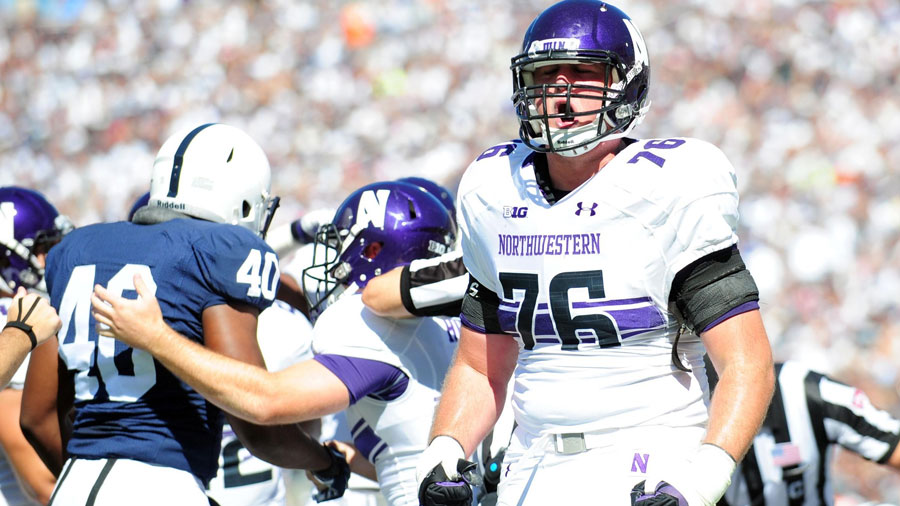 Northwestern is heading into the Outback Bowl with a solid defense.