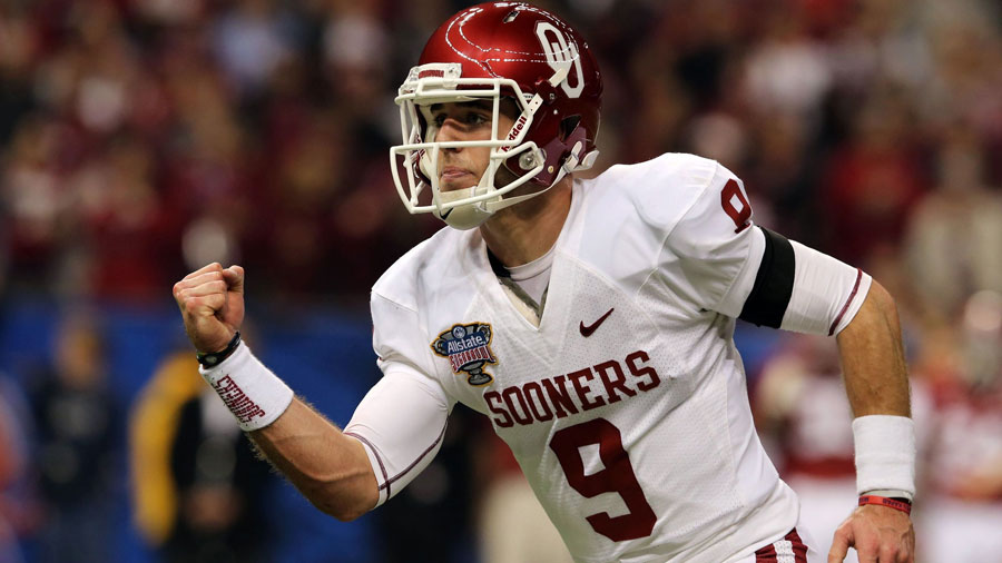 Oklahoma will have to face Clemson in the Orange Bowl.