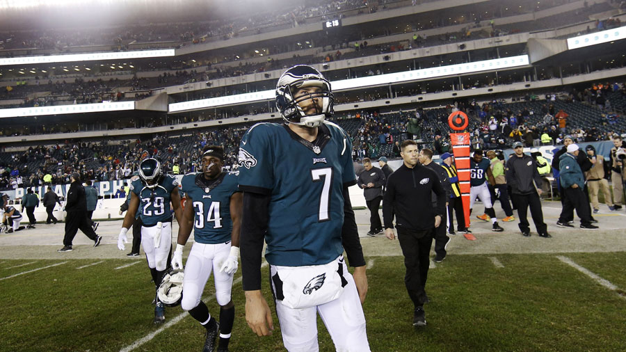 During Chip Kelly's three seasons with the Giants, the Eagles have simply owned the Giants.