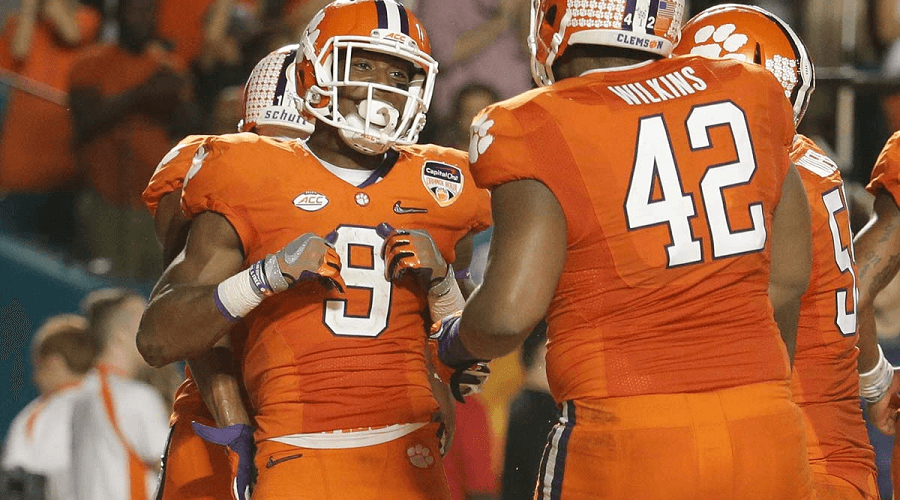 Clemson has been a great breath of fresh air in college football.