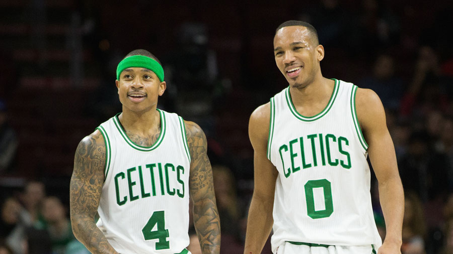 Betting on the Celtics on the second half of a game might not be a fantastic idea.