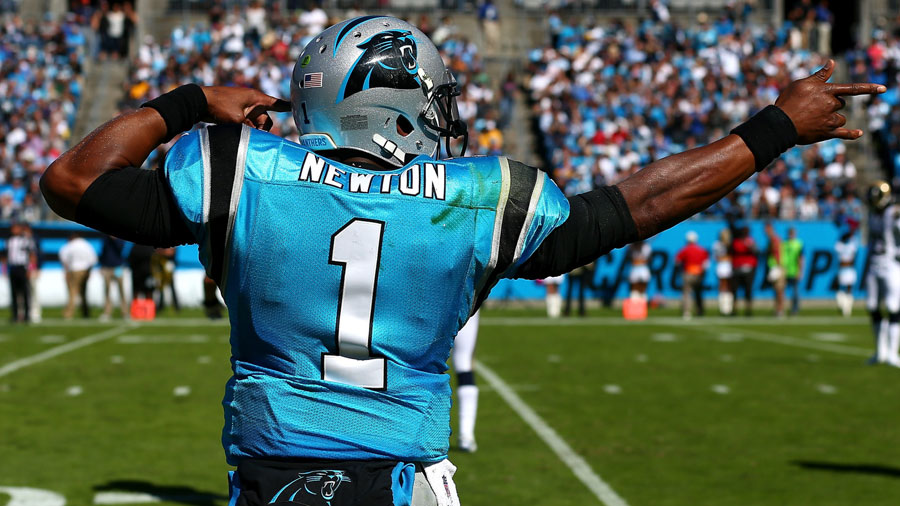 Cam Newton is an extremely likely candidate to win MVP status.