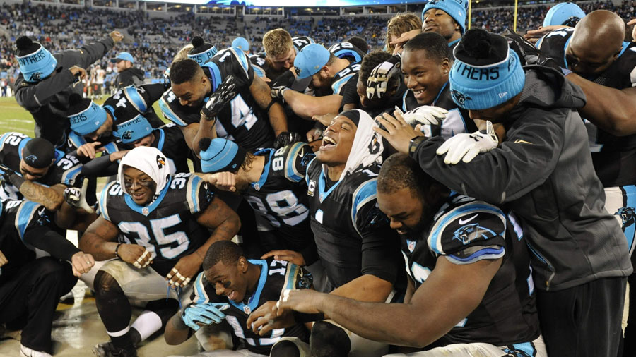The Panthers shouldn't be underestimated.