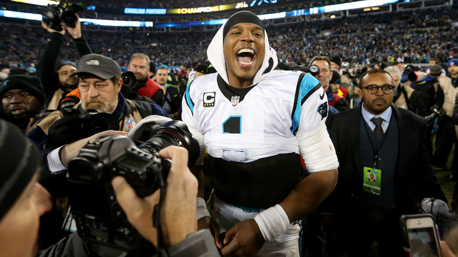 Cam Newton is a quarterback unlike any other.
