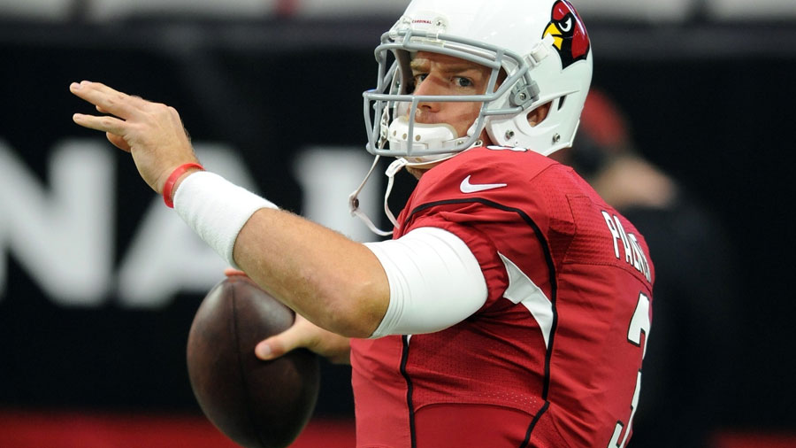 Carson Palmer, QB of the Cardinals.