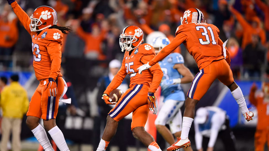 The Tigers run a spread offense that could take advantage of the Alabama secondary.