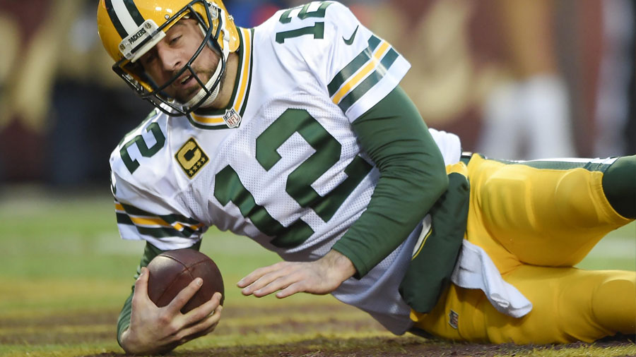 The Packers are suffering from perhaps too many injuries.