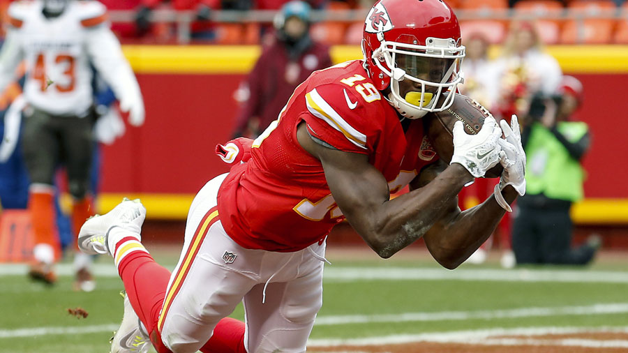 Kansas City has held the opposition under 20 points per game through the season.