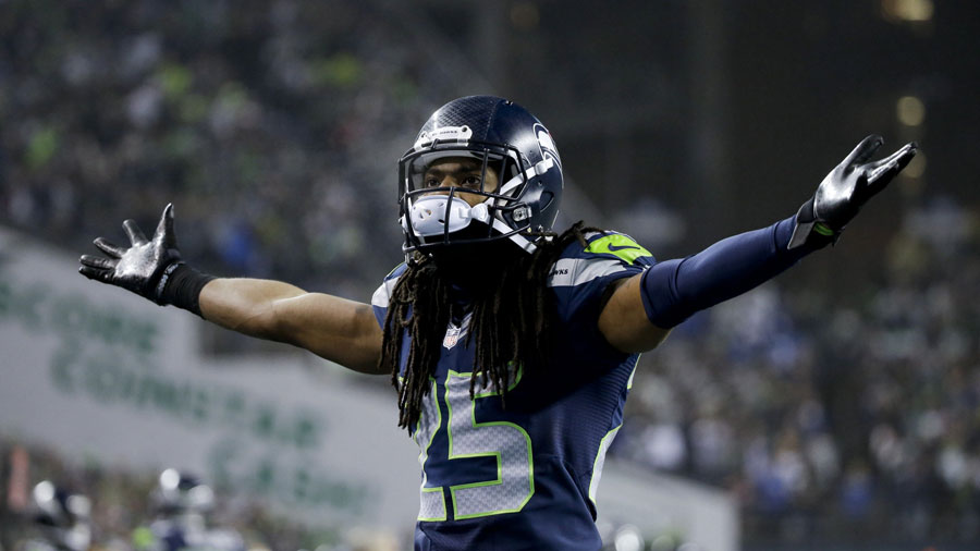 The Seahawks finished 8-2 for a season record of 10-6 and grabbed a wild card spot.