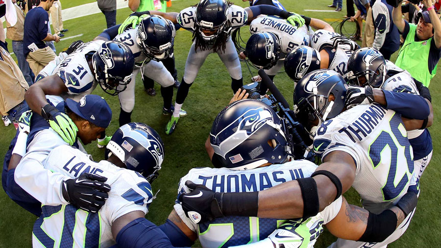 The dominance that the Seahawk has shown has played a major role in setting this line.
