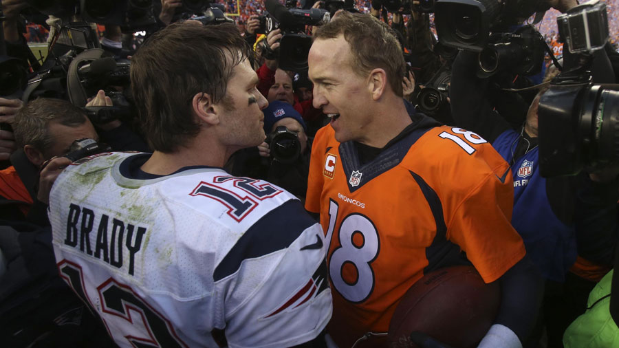Peyton Manning and the Broncos' win over New England was nothing short of epic.