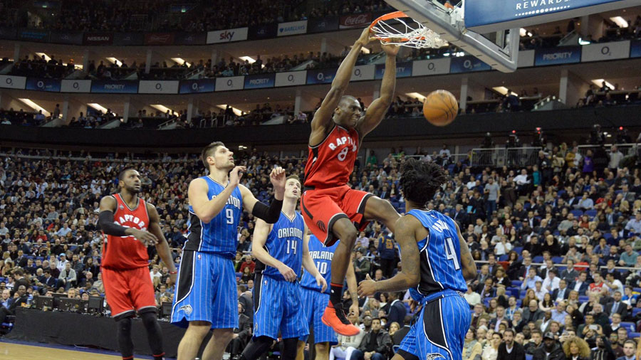 The Raptors will have to escape Miami's scorching plays.